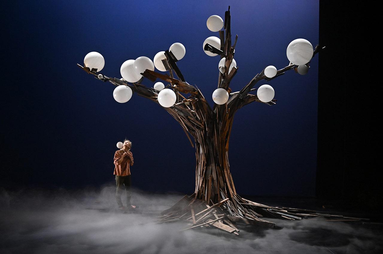 Compagnie 1PROMPTU - Emilie Lalande Wood Création 2021